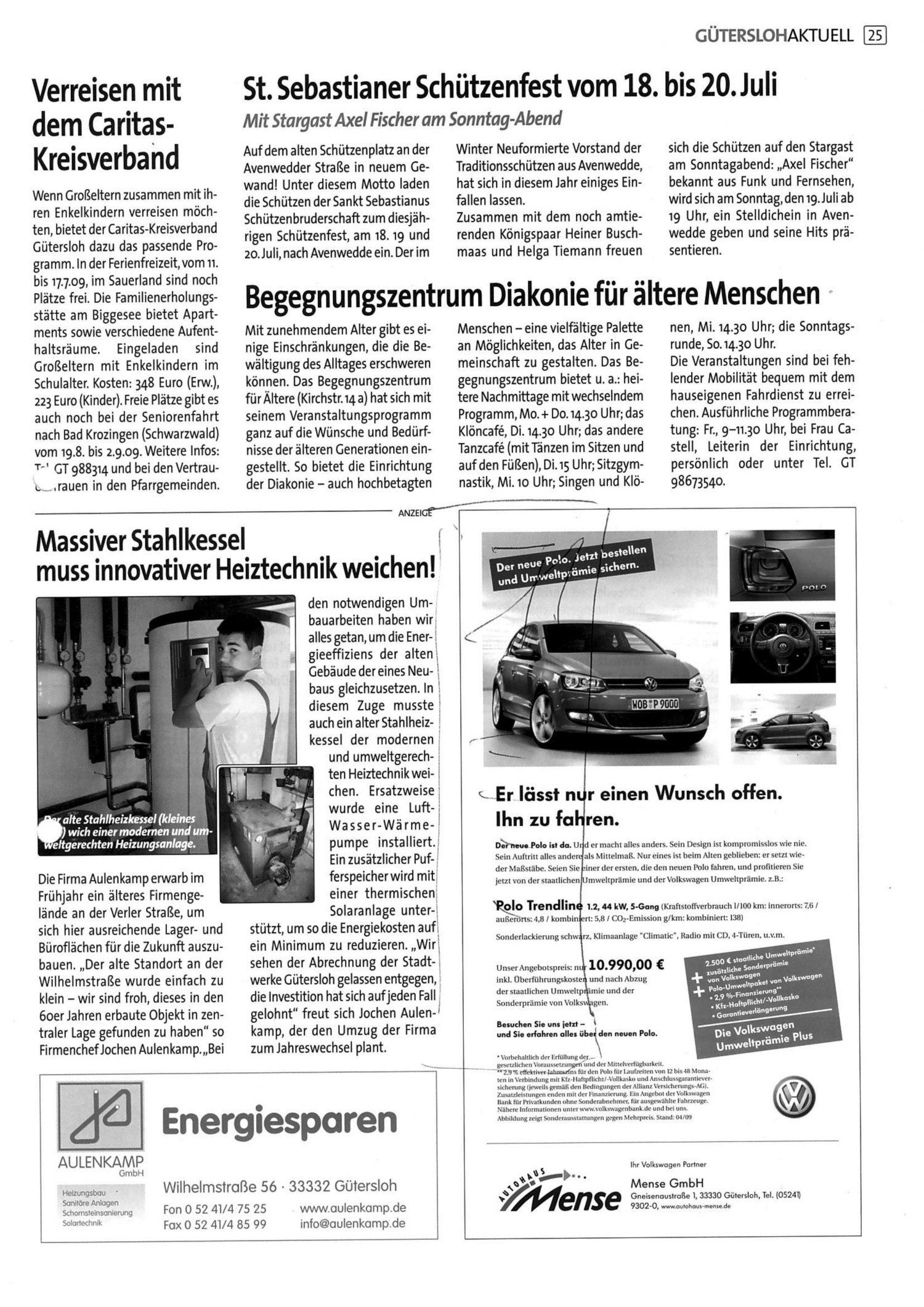 Badsanierung Heizsysteme Aulenkamp GmbHAulenkamp GmbH